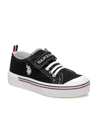 U.S. Polo Assn. Çocuk Ayakkabı Penelope 100910632 Siyah